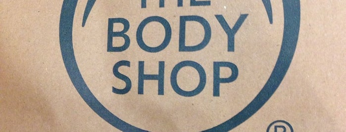 The Body Shop is one of Every Place I Went~.