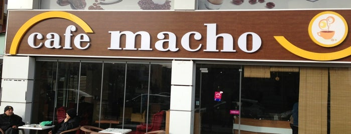 Macho Cafe & Bistro is one of Restaurants.
