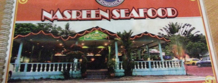 Restoran Nasreen Songkhla Seafood is one of 20 kodai makan den suko.