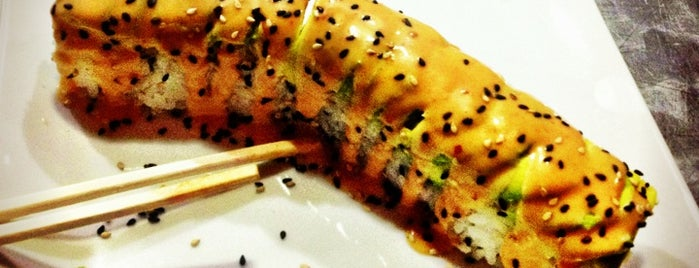 Sushi Ya! is one of Fave's.