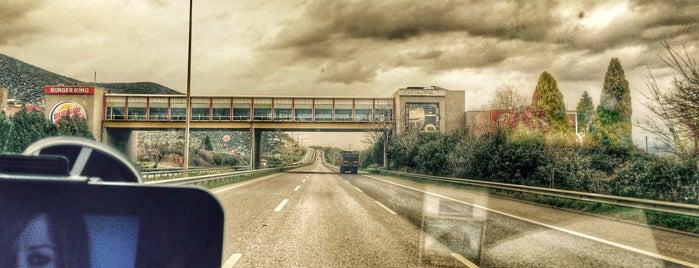İzmir - Aydın Rotası