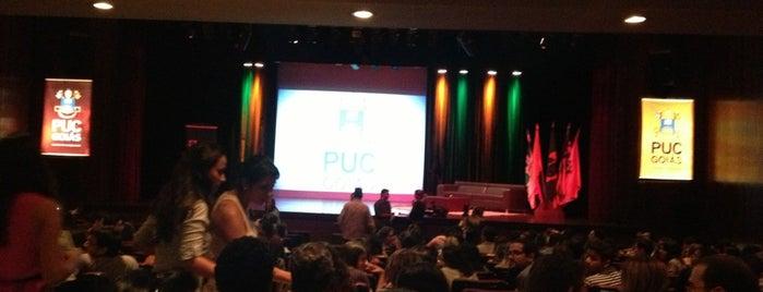Teatro Católica is one of Teatros & Cinemas,etc..