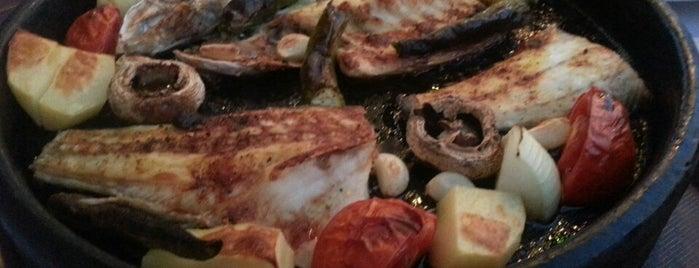 Kalinos Balık Restaurant is one of EN FAVORİ MEKANLAR!!!!!!!!!.