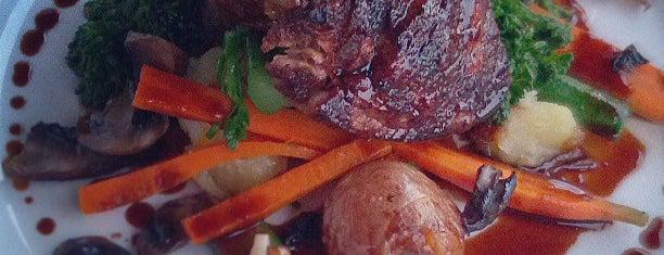 The Bison Restaurant & Lounge is one of Favorite Restaurants.