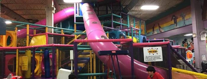 Kids 'n Action is one of Brooklyn Indoor Playgrounds and Amusement Parks.
