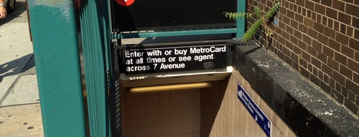 MTA Subway - 18th St (1) is one of Favorite Tips IV.