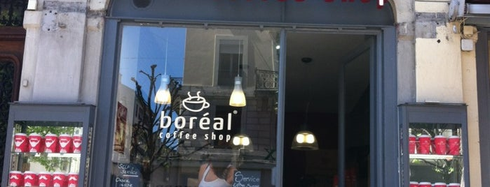 Boréal Coffee Shop is one of Coffee Snob Approved.