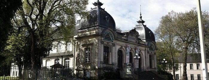 Théâtre Max Jacob is one of Quimper.