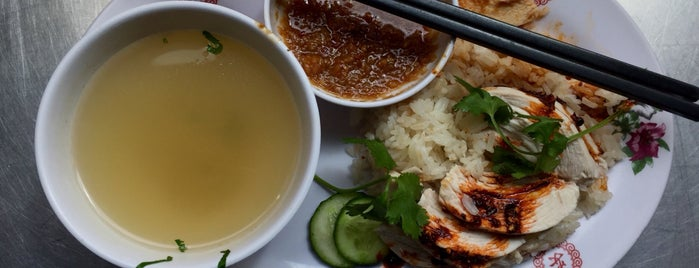 Nong's Khao Man Gai is one of Best of Portland.