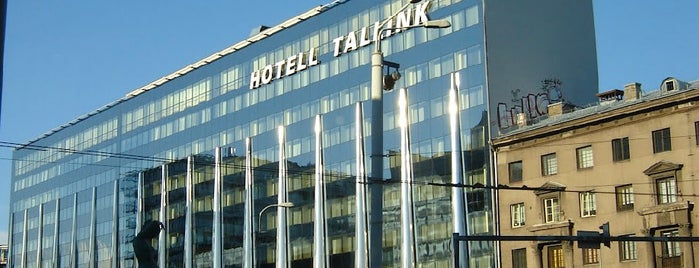 Tallink City Hotel is one of Tallinn #4sqCities.