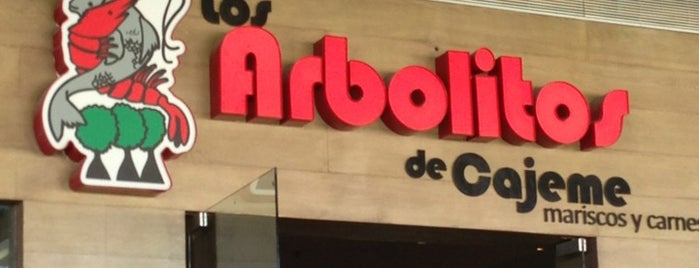 Los Arbolitos de Cajeme is one of Mah fravrit.