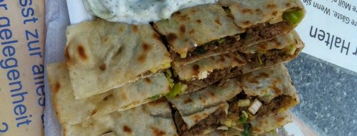 Gözleme - Türkische Bauernküche is one of Testen: Essen.