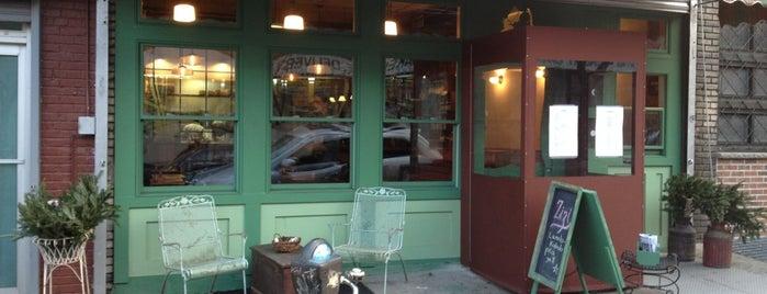 Zizi Limona is one of Williamsburg restaurants.