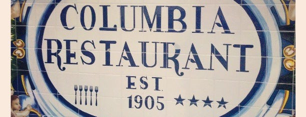 The Columbia Restaurant is one of My Sunshine State <3.