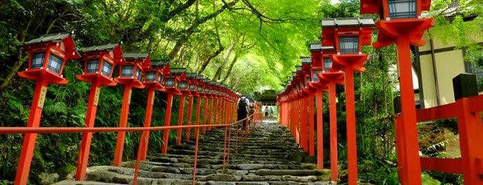 Kifune-Jinja Shrine is one of 神社.