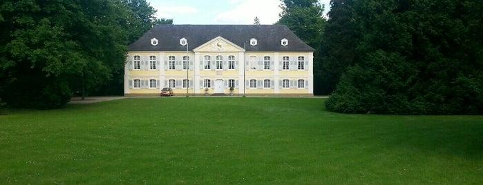 Schloss Stutensee is one of Karlsruhe + trips.