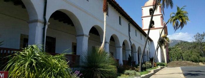 Old Mission Santa Barbara is one of Travel Guide to Santa Barbara.