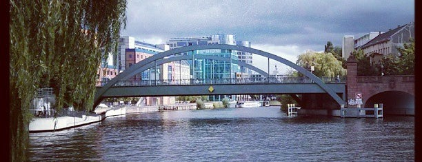 Spree-Ufer Moabit is one of Best sport places in Berlin.