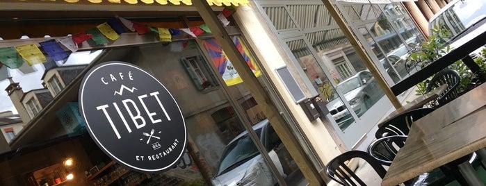 Café Tibet is one of Geneva.