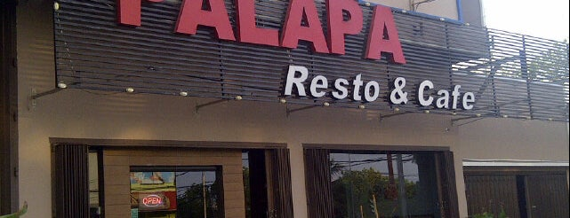 Palapa Resto & Cafe is one of Must-visit Food in Kupang.