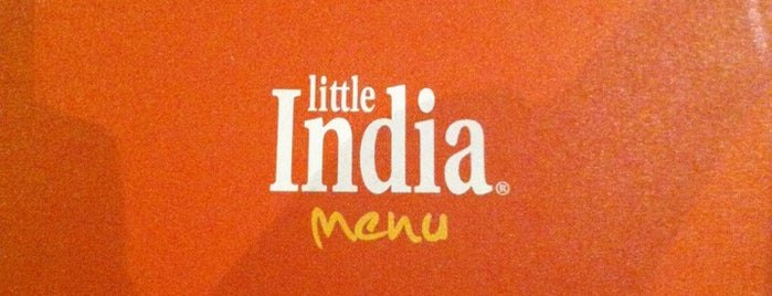 Little India is one of 4sq special NZ.