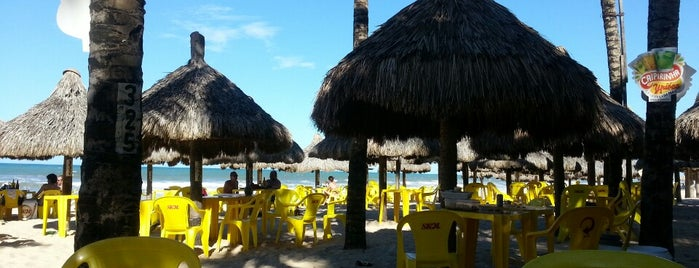 Praia do Futuro is one of Compras.
