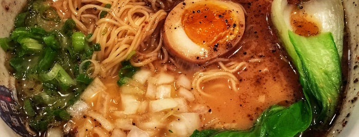 Nishida Shoten Ramen is one of Japan In New York.