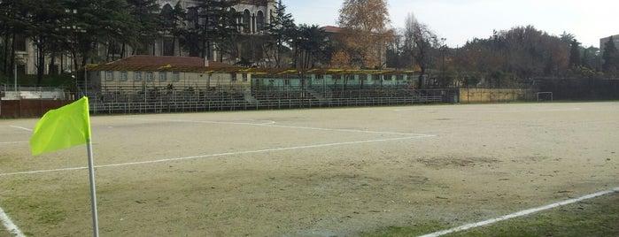 Haydarpaşa Stadı is one of İstanbul Stadyum ve Futbol Sahaları.