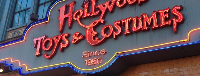 Hollywood Toys & Costumes is one of Los Angeles List.