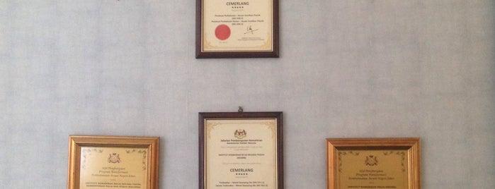 Institut Kemahiran Belia Negara Pagoh is one of Learning Centers,MY #5.