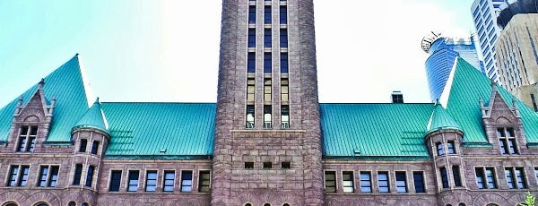 Minneapolis City Hall is one of 150 things to do in Minneapolis.