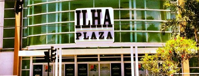 Ilha Plaza Shopping is one of Comida & Diversão RJ.