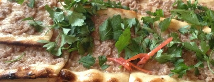 Ye-An Pide is one of Cafe-restorant-bistro.
