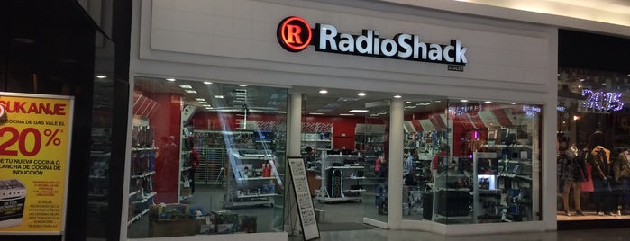 RadioShack is one of All-time favorites in Ecuador.
