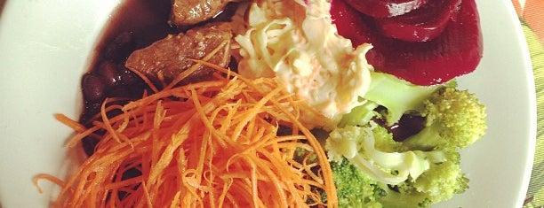 Pizzaria Cheiro Verde is one of Melhores Restaurantes para frequentar..
