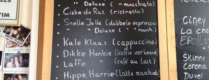 Café Harlem is one of Amsterdam to-do.