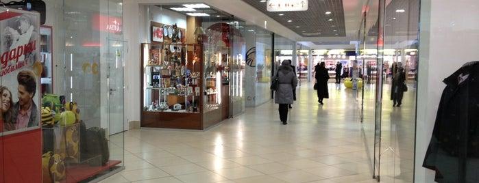 ТРК «Порт Находка» is one of Торговые центры в Санкт-Петербурге.
