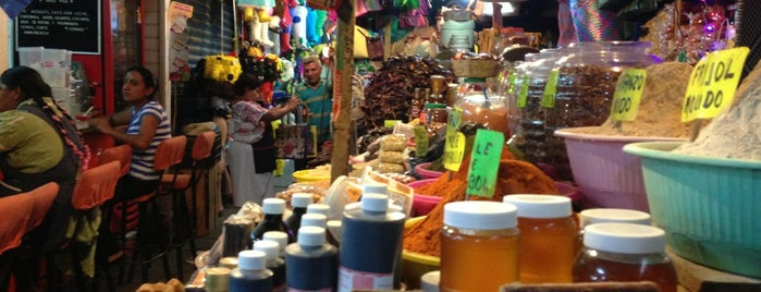 Mercado Benito Juárez is one of All-time favorites in Mexico.