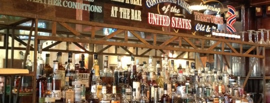 Township Saloon is one of Los Angeles City Guide.