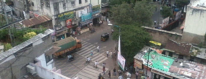 Appa Balwant Chowk is one of All-time favorites in India.