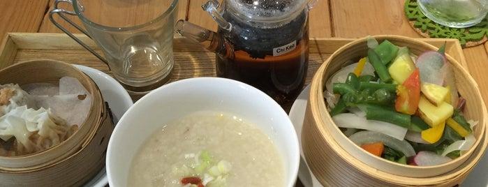 organic vege & china CHINNING BOOTH is one of 大人が行きたいうまい店2 福岡.