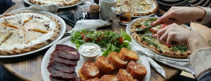 Botako is one of Lunch.