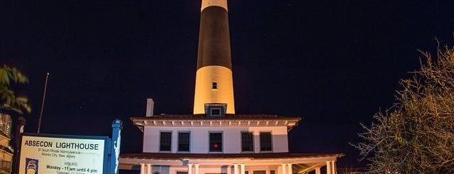 Absecon Lighthouse is one of Wishlist.
