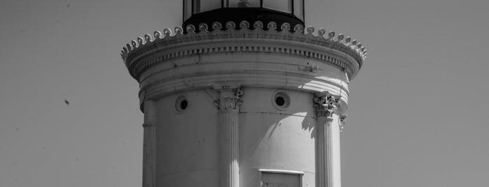 Bug Light (Portland Breakwater Lighthouse) is one of Viagem 2014.