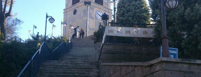 Kastamonu Saat Kulesi is one of Kstmn.
