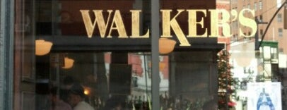Walker's is one of NY to do - food.