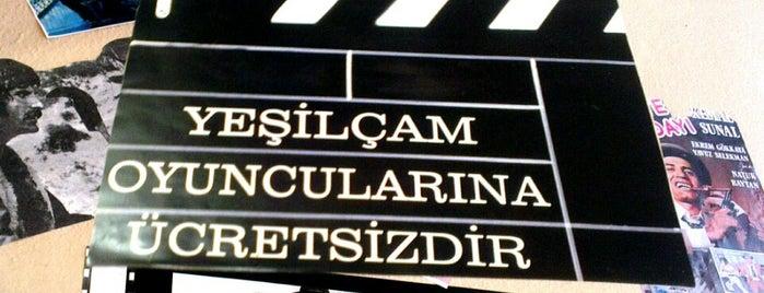 Yeşilçam Cafe is one of Ae912.