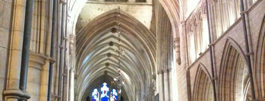 Southwark Cathedral is one of Around The World: London.