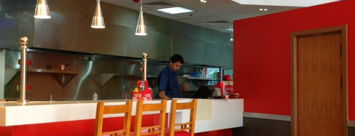 The Burger Stop is one of Most Burger in Dammam & Khobar.