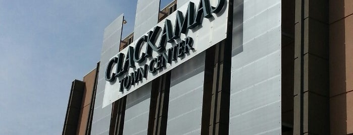 Clackamas Town Center is one of Need some Instant Line Vanish?.